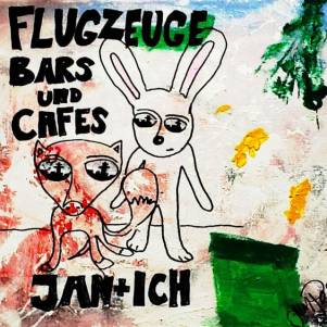 Neues Album – Jan Plewka – Flugzeuge Bars & Cafés