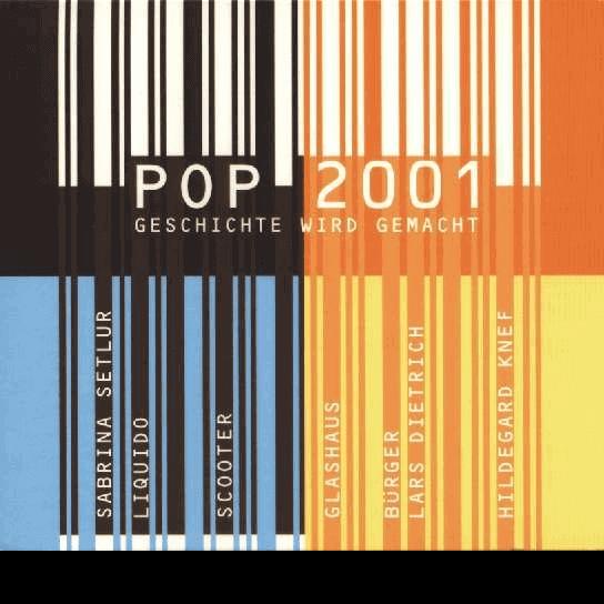 Jan Plewka Pop 2001 Album Sampler Geschichte wird gemacht