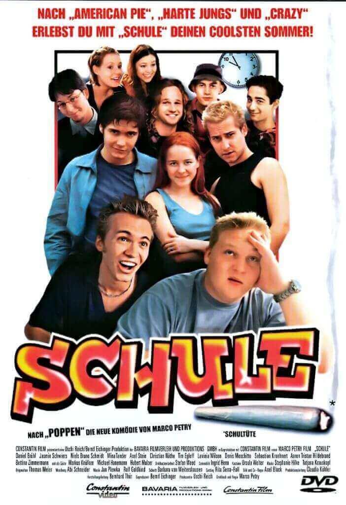 Jan Plewka Schule DVD