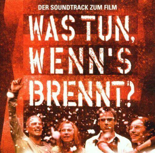 Jan Plewka - Was tun wenn's brennt Soundtrack
