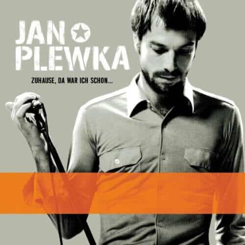 jan plewka - zuhause da war ich schon - album