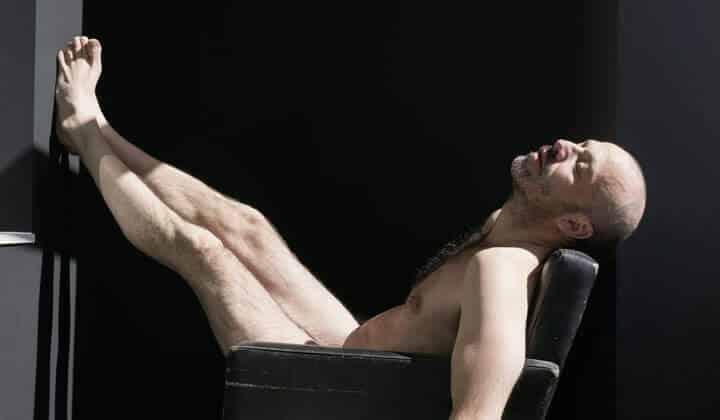 Jan Plewka - RAUSCH – (C) Daniel Jesefsohn