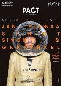 Sound of Silence – Jan Plewka singt Simon and Garfunkel im PACT Essen
