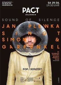 Sound of Silence – Jan Plewka singt Simon and Garfunkel im PACT Essen