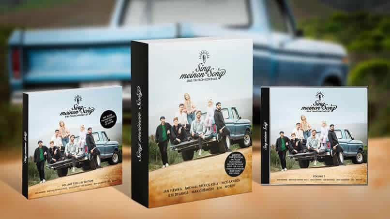 Sing meinen Song 2020 Jan Plewka CD Album Sampler Deluxe